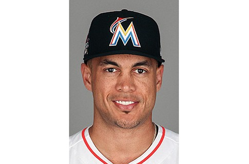 Giancarlo Stanton is Major League Baseball's top slugger. He also claims No. 1 status going to the bank. The Miami ...