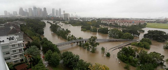 A 77-year-old Houston woman died earlier this month from a flesh-eating bacteria, which she contracted after falling into Harvey floodwaters ...