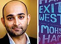 Hohsin Hamid a Pakistani writer who explores conditions of human displacement and migration in his 2017 novel 'Exit West,' is this year's featured book and author for Multnomah County Library's 'Everybody Reads' program.