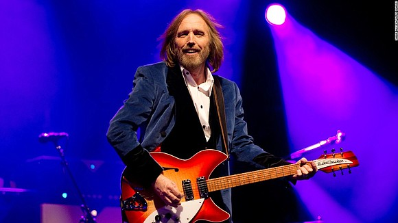 The music world lost one of its greatest songwriters on Monday when rock legend Tom Petty died at the age ...