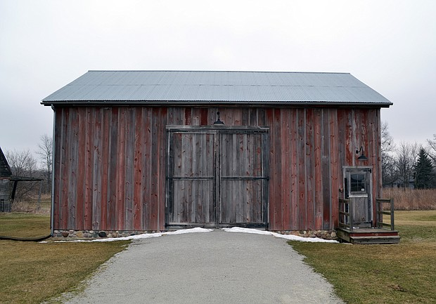 The Austin Welter Barn in Homer Township is one of the historic landmarks that have been preserved through the work of the Will County Historic Preservation Commission. (photos courtesy of the Will County Land Use Department)