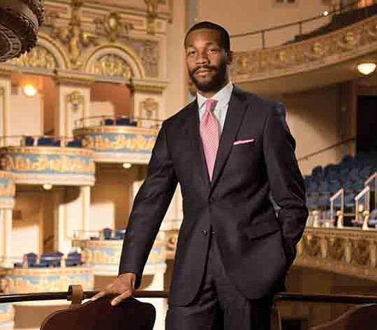 "Randall Woodfin, called a ""progressive"" challenger, was elected mayor of Birmingham, unseating the incumbent, William Bell."