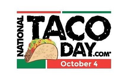 Its another one of those unique national days and this one helps to keep your belly full. It's National Taco ...