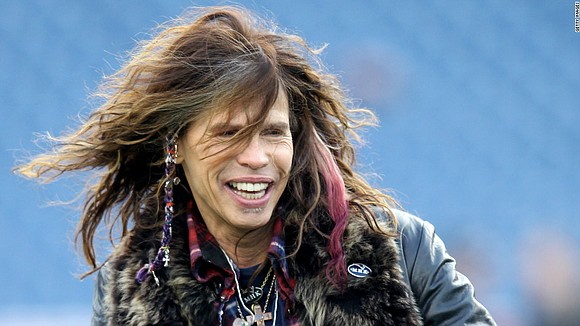 Steven Tyler says it broke his heart that his health issues caused Aerosmith to abandon its tour but he insists ...