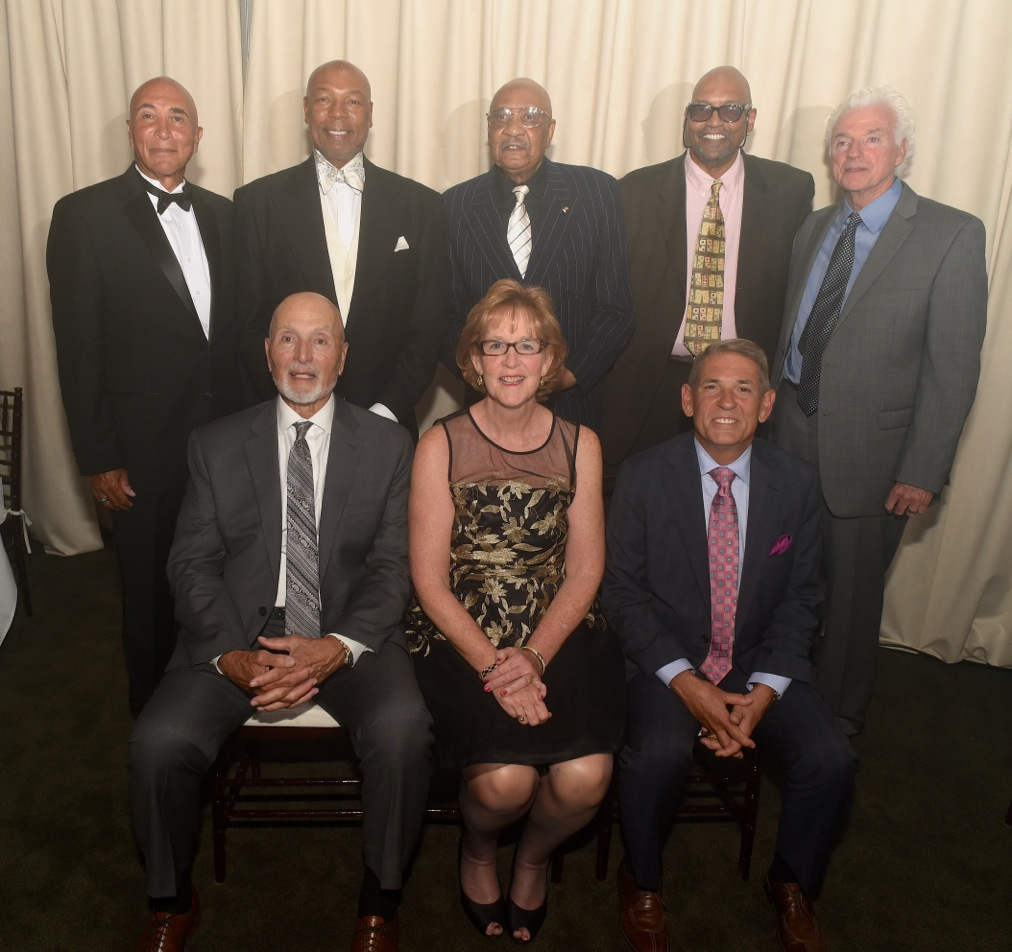 The NYC Basketball Hall of Fame inducts the class of 2017