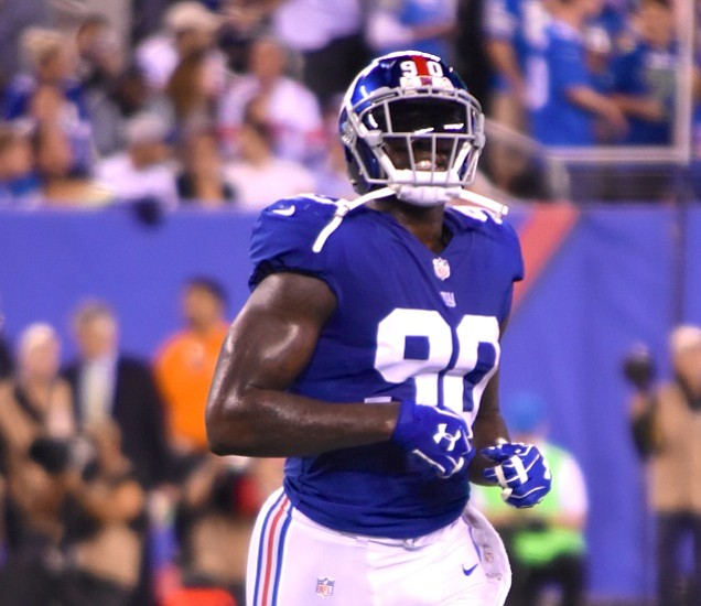 The Giants Fall Deeper Into The Abyss As Week 5 Looms