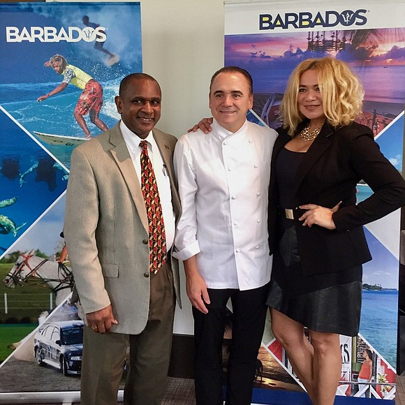 Sept. 20, I attended the news conference to announce the eighth annual Barbados Food & Rum Festival taking place Nov. ...