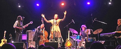 Musician Rhiannon Giddens, a Greensboro, N.C., native, achieved international acclaim in 2010 with a Grammy Award yet, she remains somewhat ...