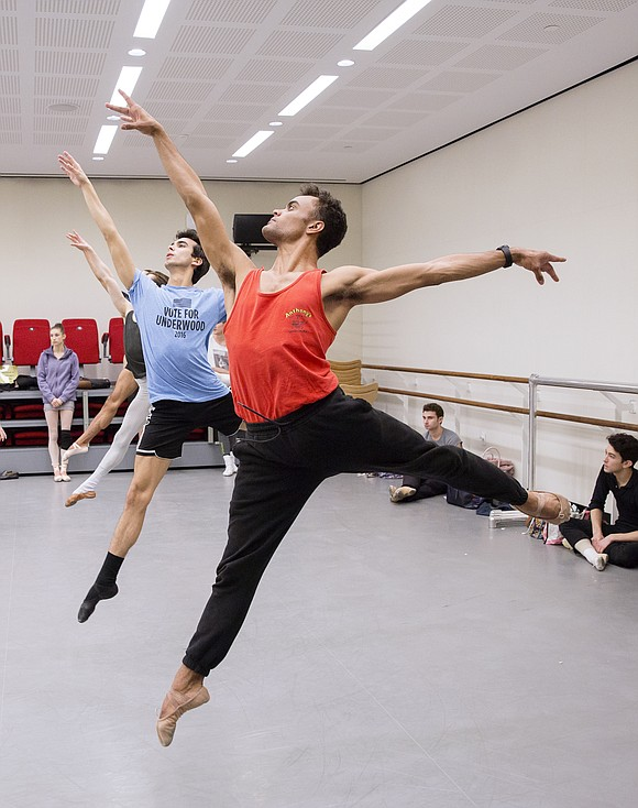 When Taylor Stanley was promoted to principal at the New York City Ballet by Artistic Director Peter Martins, he was ...