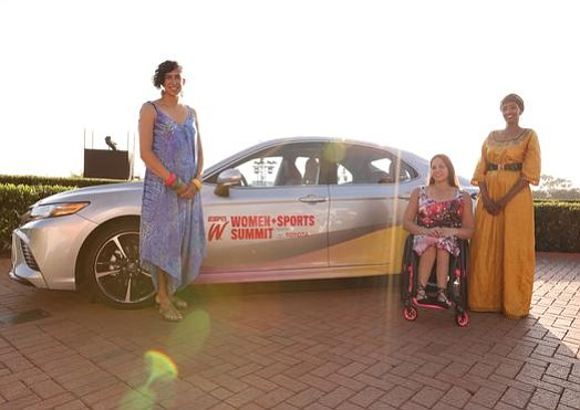 Last night at the eighth annual espnW: Women + Sports Summit presented by Toyota, espnW and Toyota announced the fifth ...