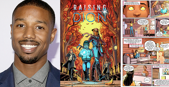 A black superhero family drama from Michael B. Jordan and Charles D. King's MACRO is coming to Netflix. The streaming ...