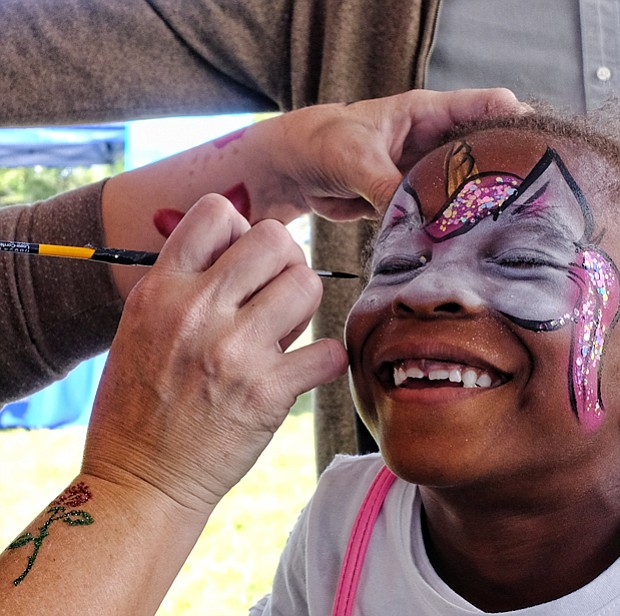 Happy face //