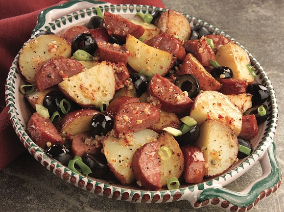 Take your tailgating game to new heights this season with fresh dishes that are easy to make and serve, whether ...