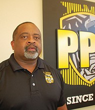 Daryl Turner, a long time member of the Portland Police Bureau, speaks out to defend NFL protests.