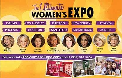 The Chicago Ultimate Women's Expo presents a star-studded, empowering and entertaining weekend on October 21 and 22, 2017 at the ...