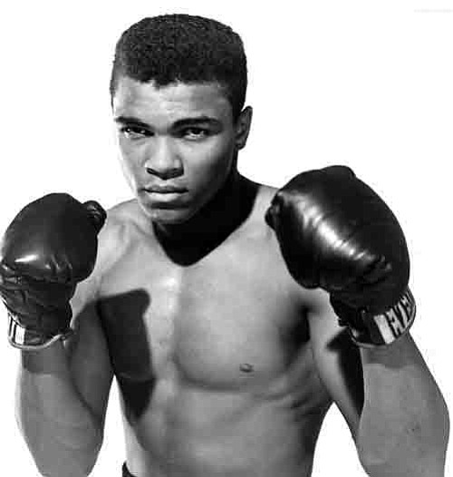 Muhammad Ali Enterprises, a unit of New York brand licensing and development firm Authentic Brands Group, filed a complaint Tuesday..