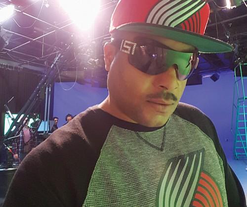 Dedicated hip hop artist showcases poetic rhymes and storytelling
