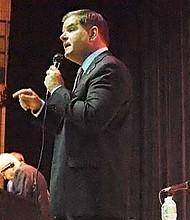 Mayor Martin J. Walsh