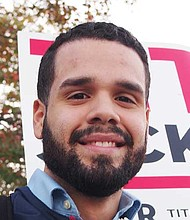 Lack of outreach. Many people weren't even informed that there were elections on the 26th. The city needs to do a better job notifying people that there are elections.—Enrique Pepen, Legislative Aide, Roslindale