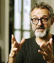 Massimo Bottura is an Italian chef and restaurateur.