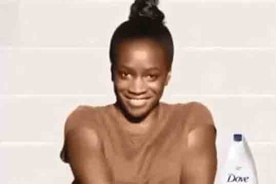The Black model in the Dove ad that has drawn fire for being racist has come out and said the ...