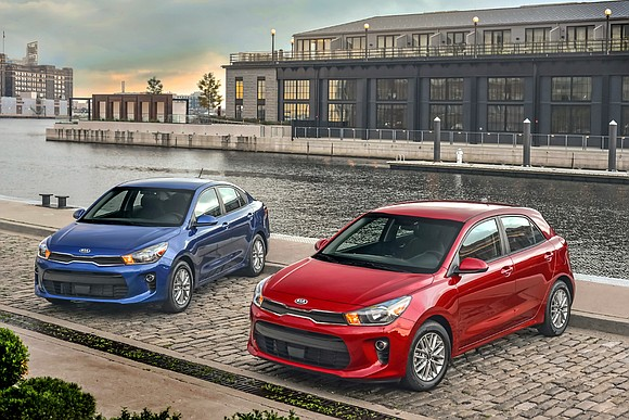 Kia's Rio is not what it appears to be.
