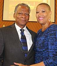 (Left) St. Mark United Methodist Church Pastor Herbert W. Watson Jr. and First Lady Rochelle Watson (Right) The congregation of St. Mark United Methodist Church and the community will celebrate 175 years of consecutive service at a special gala on Saturday, October 21, 2017 at the BWI Hilton Hotel in Linthicum Heights.