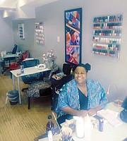 Janelle Holt of Vanity the Salon