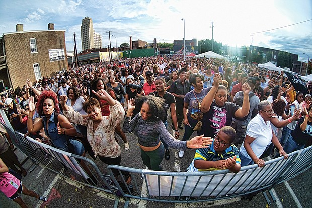 "The Art of Noise, Sunday's final act at this year's 2nd Street Festival, brings the noise and the people Downtown to party in a parking lot between 1st and 2nd streets for the 29th edition of this annual celebration of the former ""Harlem of the South."""