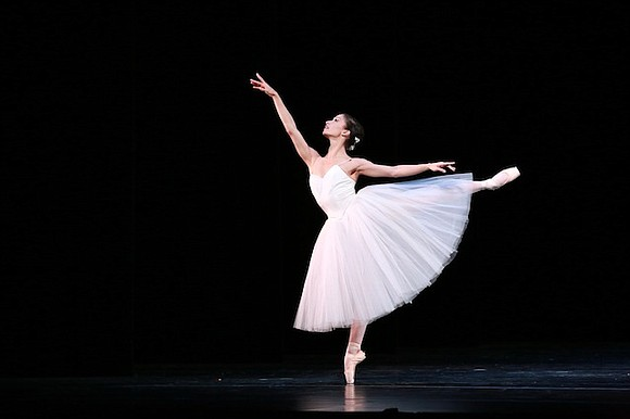 Not all accidents are mistakes. Some can lead to life-changing outcomes. Ask Houston Ballet's first Hispanic principal dancer Karina Gonzalez. ...
