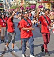 """Applications for the once-in-a-lifetime inspirational program """"Disney Dreamers Academy"""" are open through Tuesday, October 31, 2017 at www.DisneyDreamersAcademy.com"""