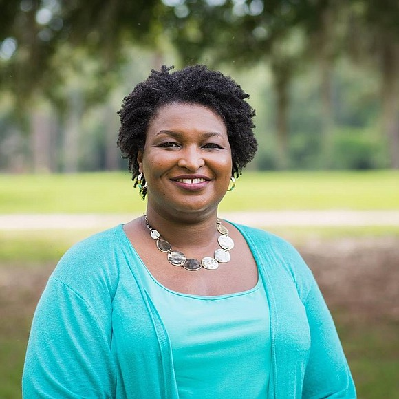 In Georgia, Stacey Abrams is running against Georgia Secretary of State Brian Kemp.