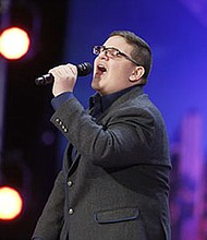 """Christian Guardino is one patient who benefited from an experimental gene therapy treatment to improve vision loss. Earlier this year he auditioned for the show """"America's Got Talent."""""""