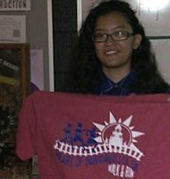 Lena Vongdachanh is a senior at Duncanville High School, where she pursues her passion in graphic design.