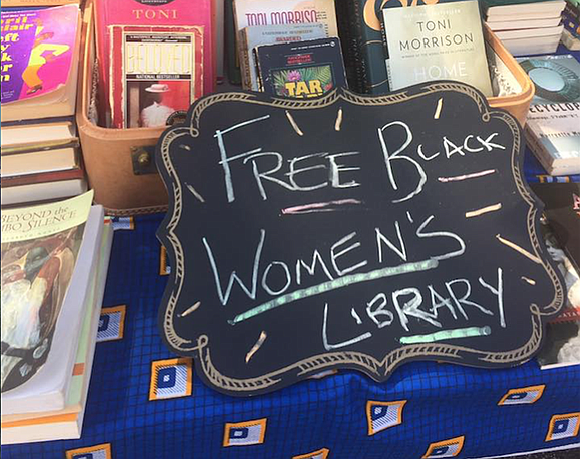 The Free Black Women's Library heads uptown to the Studio Museum in Harlem on Sunday, Oct. 22 from 12 p.m. ...