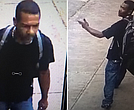 Person of interest wanted in Brooklyn home invasion.