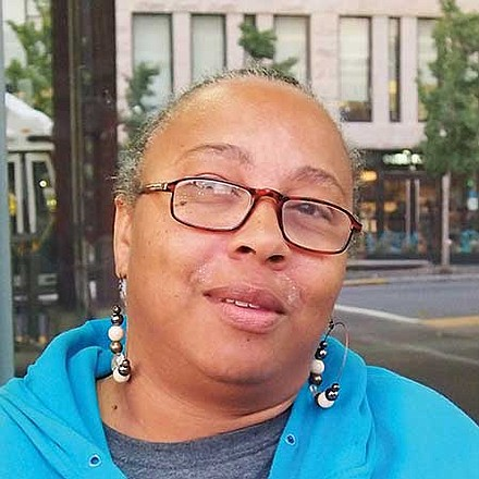 It depends on what you mean by better. People can't afford to live here. Everybody's moving out.—Stephanie Edwards, Child Care Teacher, Dorchester