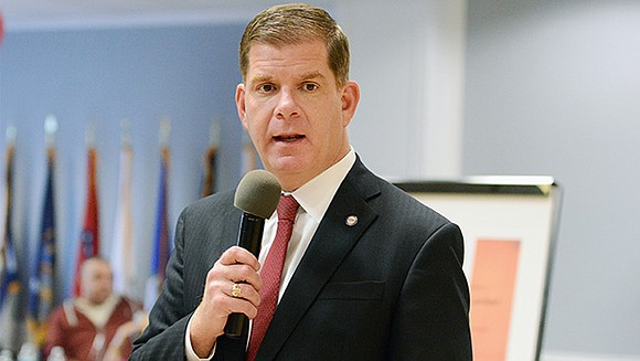 Mayor Martin Walsh is seeking to distance himself from a bill bearing his name that parent education activists say was ...