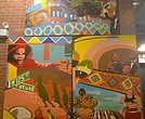 Mural at Whole Foods Harlem