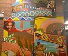 Mural at Whole Foods Harlem