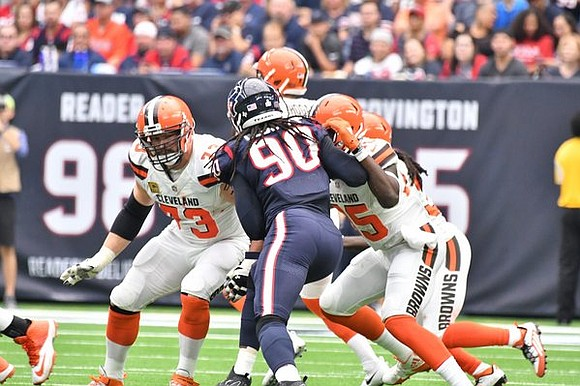 The Houston Texans got a much needed victory this past Sunday at NRG stadium by defeating the Cleveland Browns 33-17. ...