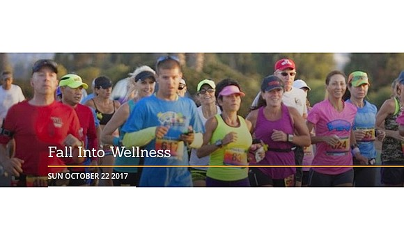 The Richmond Behavioral Health Authority's Fall into Wellness Community Festival takes place Sunday, Oct. 22, at New Market Corporation, 330 ...