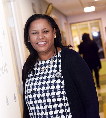 Faye Holder-Niles, M.D., M.P.H. is the medical director of Primary Care Asthma Programs, Primary Care & Office 
