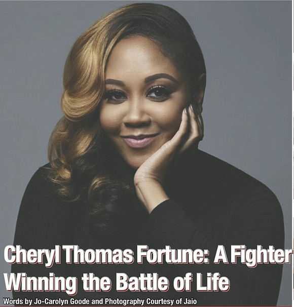 Music has always been a constant in Cheryl Thomas Fortune's life. From taking piano lessons as a child to singing ...