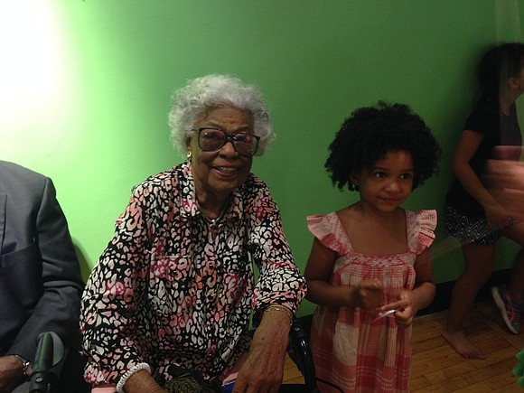 The moment you met Inez C. Austin, you knew you were in the company of a very special woman. Her ...