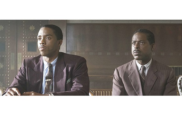 Thurgood Marshall, a titan of 20th century law and a civil rights pioneer, has until now largely eluded Hollywood's notice. ...
