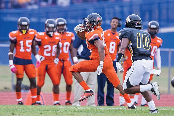 Virginia State University may have forgotten what losing even tastes like. It's been more than a calendar year since it ...