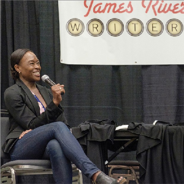 Writers highlight 'Hidden Figures' //