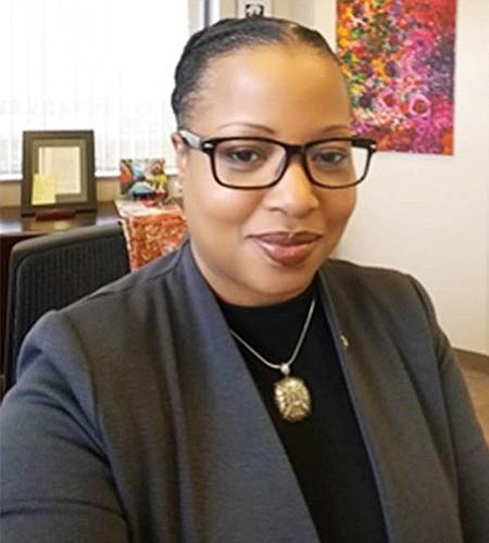 Indira C. Alvarez, Chief of Staff, Boston Inspectional Services Department