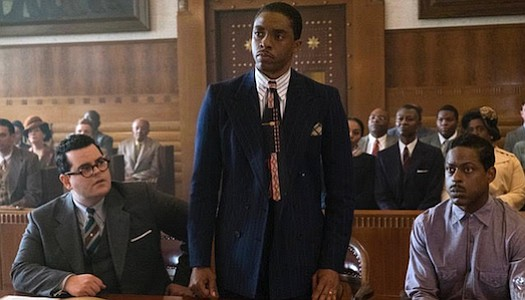 Considering all of his major accomplishments, why hasn't someone made a film about Thurgood Marshall's life that was comprehensive?